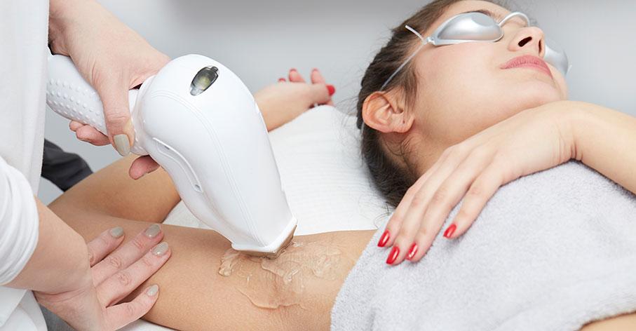 Frågor om hårborttagning med laser