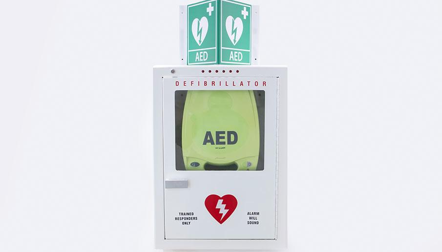 Hjärtstartare – räddaren i nöden